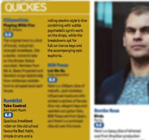 rumblist dj mag review